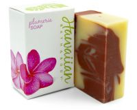 Hawaiian Bath & Body Seife Plumeria